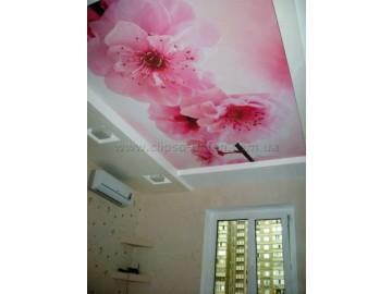 Клипсо Юнион натяжные тканевые бесшовные потолки Clipso