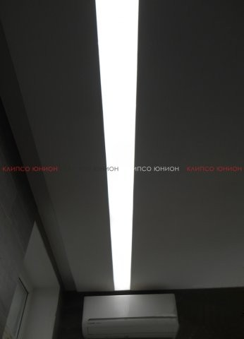 Cветопрозрачные натяжные матовые потолки, стены Clipso. Светодизайн придаст объема и пространства в вашем интерьере
