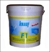 KNAUF F1 Шпаклевочная масса (28кг)