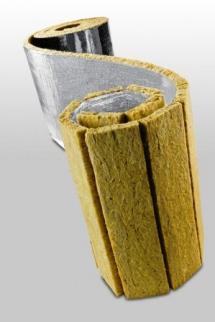 Knauf Insulation LMF AluR (LSP)-2омм - рулонный материал, который состоит из полос (ламелей)