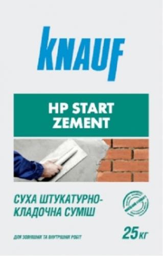 Штукатурка KNAUF НР Старт Цемент (25кг)