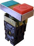 "Кнопка двойная с подсветкой""Стар т/Стоп"" XB2-BW8365 /XB2-BW8375/"