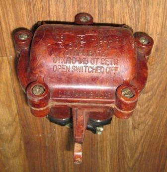 Кнопка КУ 92 ExdI 1ExdII T4 10А 380В