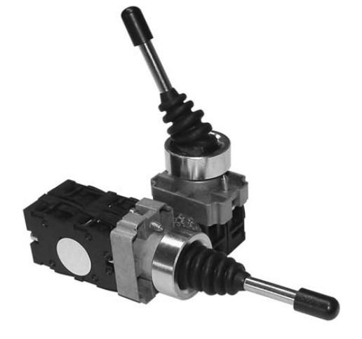 Кнопка манипулятор XB2-D2PA12 (3SXD2PA12)// XB2-D2PA22 (3SXD2PA22)