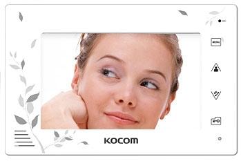 Kocom KCV-A374 LE White