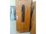 двері броньовані з склопакетом і ковкаю код 47