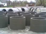Кольца бетонные канализационные