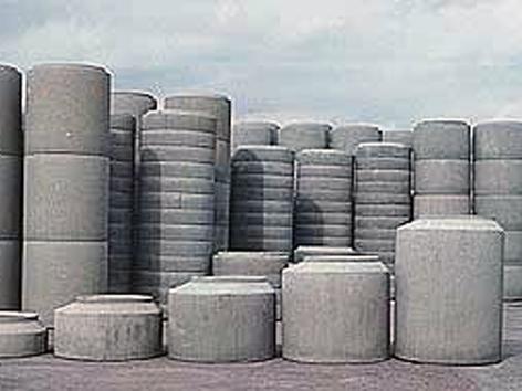 Кольца для колодцев и канализации в Одессе, блоки фундаментные ФБС, плиты перекрытия ПК и др. Все ЖБИ