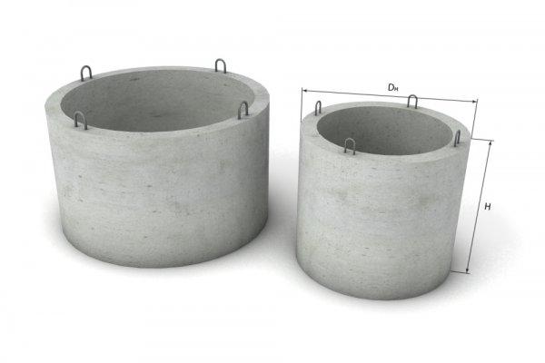 Фото  1 Кільця для колодязів, каналізації бетонні зб 2083294