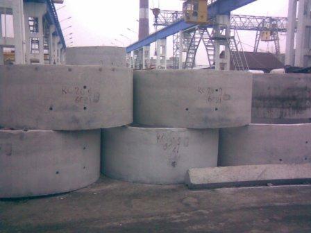 Фундаментные блоки Плиты перекрытия Железобетонный забор сваи Колодезные кольца Бордюр
