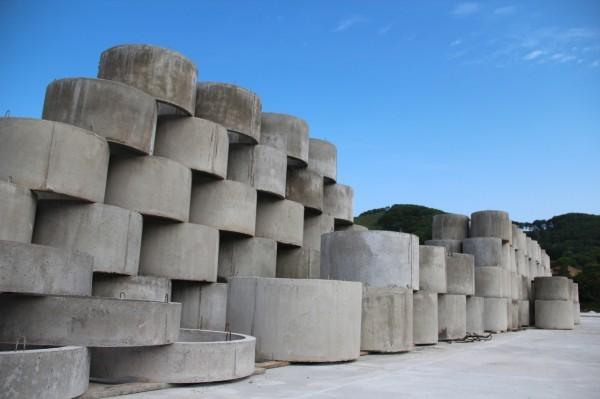 Кольцо колодца бетонные КЦ 15-6