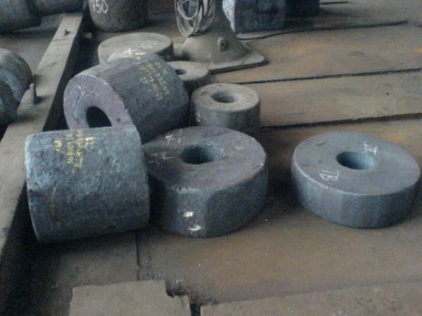 Кольцо ков 285х38 (135мм) сталь 45