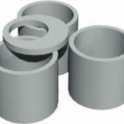 Кольцо ж/б КС15.3 (кольцо в диаметре 1500мм, высотой 290мм) для канализационных колодцев.