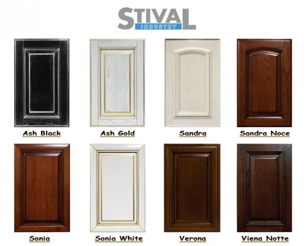 Коллекция фасадов из массива Stival (Италия). Складская программа. Премиальное качество.