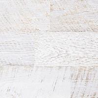 Коллекция LaminArt 832. Дизайн Крашеный белый. Класс истираемости 32.