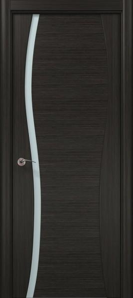 Коллекция Modern. Полотно Laura, шпон дуб серый.
