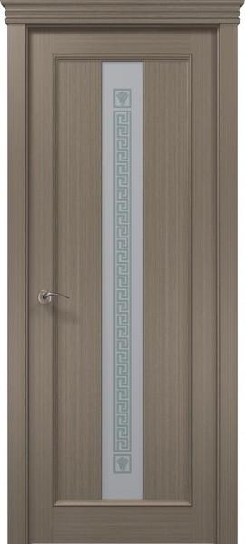Коллекция Prestige. Полотно PR-06 плетенка, шпон сандаловое дерево.
