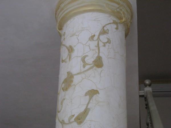 Колонны Декоративное оформление