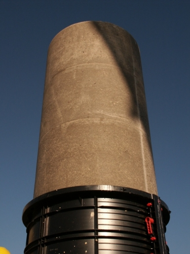 Колонны круглого сечения Geotube d-450, h-3m