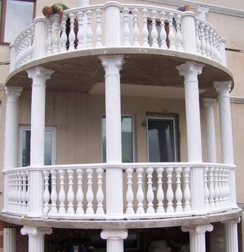 колонны полиуретан