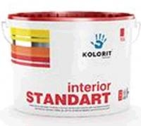 КОЛОРИТ Стандарт краска (10л)