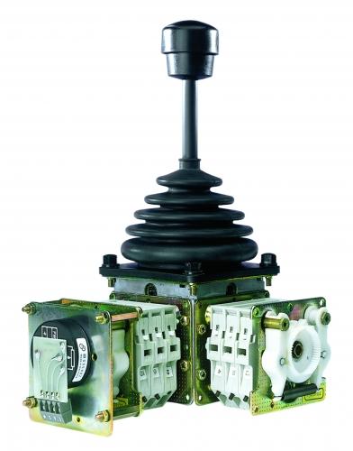 Командоконтроллеры (джойстики) W. GESSMANN GmbH (Гессманн)
