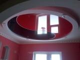 Комбинированные натяжные потолки по лучшим ценам