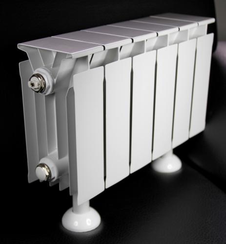 Комбинированный секционный радиатор TENRAD AL/BM 150/120