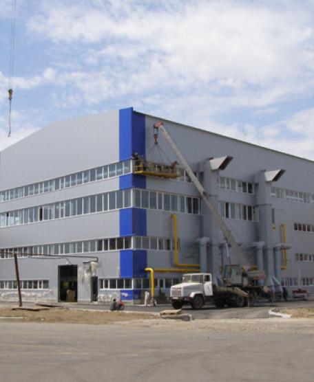 Фото  1 Коммерческие здания - строительство - бмз, ангары 2142062