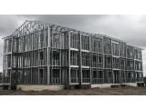 Коммерческое строительство из ЛСТК - Низкие цены от производителя