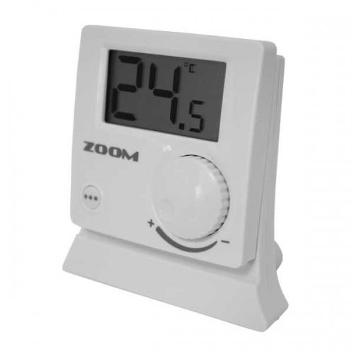 Комнатный термостат Zoom WH501RF (с радиоприемником)