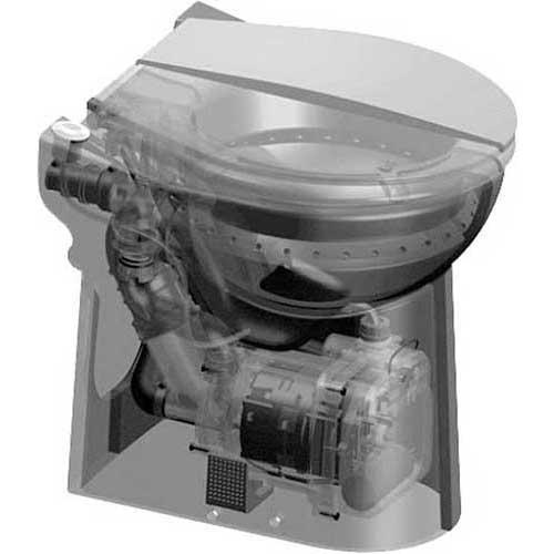 Компакт-измельчитель для принудительной канализации SANICOMPACT 43