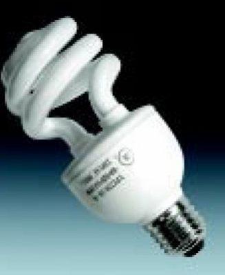 Компактные (энергосберегающие) люминесцентные лампы Yaming SLS/Twist 7-23W (Тип Twist)