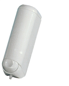 Компактный дозатор жидкого мыла итальянского производства.