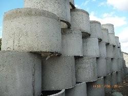 Компания осуществляет продажу ЖБ колец, днищ для колодцев, а также плит перекрытия. Продукция заводская.
