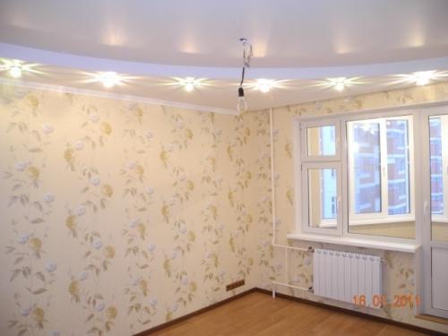 комплексный и частичный ремонт квартир по умеренным ценам