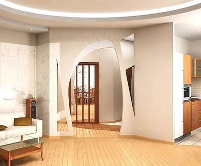 Комплексный ремонт квартир Киев Профессионально