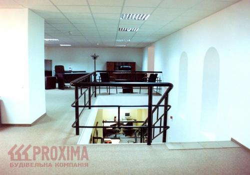 Комплексный ремонт офиса Киев