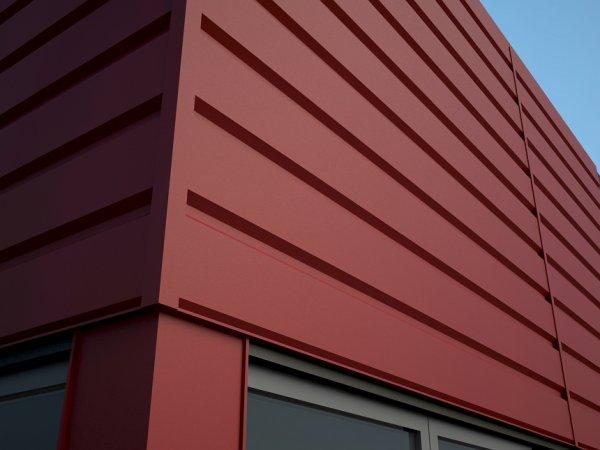 Фото 4 фасадні матеріали: панелі, касети, ромби 329990