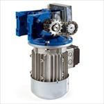Комплект автоматики для промислових секційних воріт площею до 35м. квадратних.