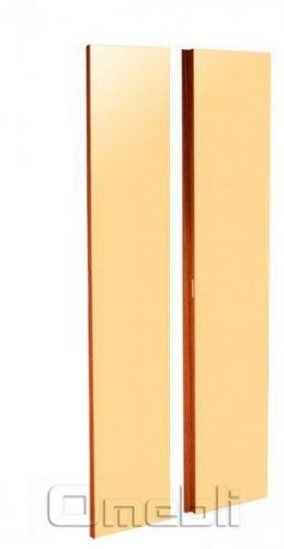 Комплект дверей UK-31 ДСП глянец бежевый  дуб молочный A10244