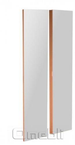 Комплект дверей UK-31 ДСП с зеркалом   дуб молочный A10243