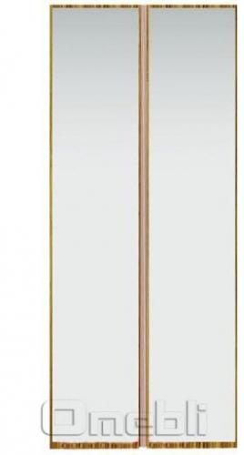 Комплект дверей UK-31 ДСП с зеркалом   венге A10219