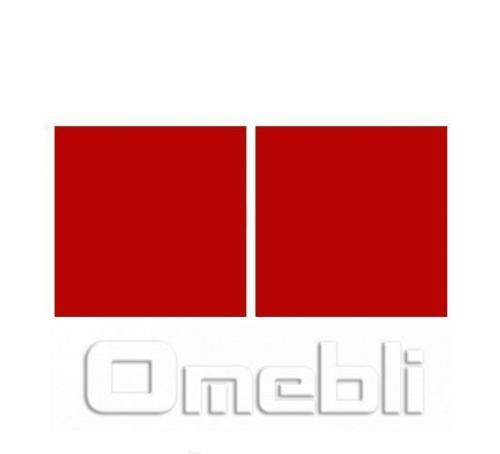Комплект дверей UK-37 ДСП глянец красный   венге A10261
