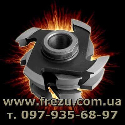 Комплект фрез для сращивания на станках. Купить фрезы для изготовления дверей. www. frezu. com. ua