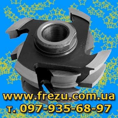 Комплект фрез для вагонки на универсальных фрезерных и четырехсторонних станках. www. frezu. com. ua