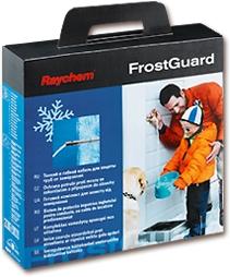 Комплект FrostGuard 22м Защита труб от замерзания Длина греющего кабеля 22,0 м.