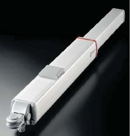 Комплект гидравлических линейных привод для распашных ворот 7000 N, 265-миллиметровый поршневой шток