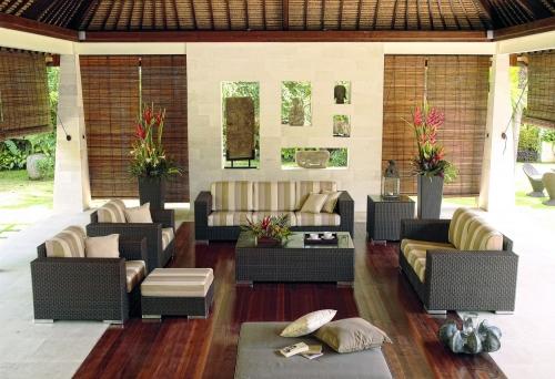 Комплект мебели для террасы