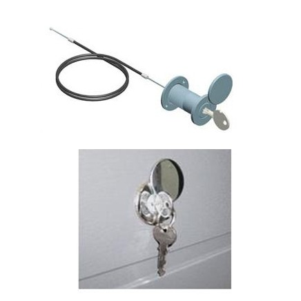 Комплект механизма разблокировки. AN-Motors RM0104-4500